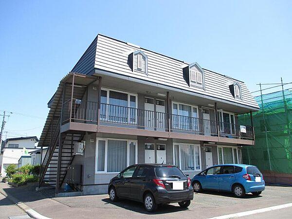 オニオンハイツ西富 1階の賃貸【北海道 / 北見市】