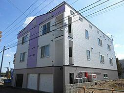 クレステージ清田[2階]の外観