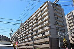 愛知県愛西市須依町寅新田の賃貸マンションの外観