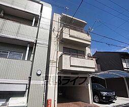 京都府京都市左京区新東洞院町の賃貸マンションの外観