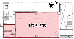 山手線 原宿駅 徒歩6分