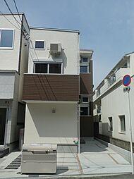 大阪府大阪市平野区加美正覚寺1丁目の賃貸アパートの外観