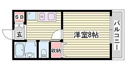 JR東海道・山陽本線 東加古川駅 徒歩7分の賃貸マンション