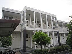 愛知県名古屋市緑区徳重2丁目の賃貸アパートの外観