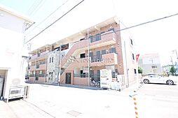 神奈川県大和市中央林間3丁目の賃貸マンションの外観