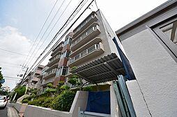 大阪府吹田市千里山西2丁目の賃貸マンションの外観