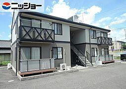 コーポMASA−I[2階]の外観
