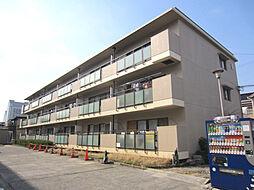 大阪府泉佐野市上町1丁目の賃貸マンションの外観