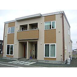 [テラスハウス] 北海道北見市川沿町 の賃貸【/】の外観