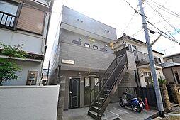 兵庫県神戸市灘区国玉通1丁目の賃貸アパートの外観