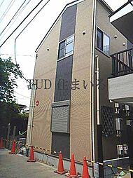 サークルハウス浮間壱番館[2階]の外観