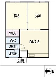 Square.House[2階]の間取り