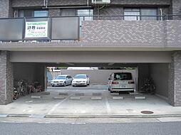 MAJESTYハイツ御成[3階]の外観