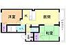 間取り,2LDK,面積44.96m2,賃料4.3万円,札幌市電2系統 西線14条駅 徒歩6分,バス JRバス啓明バスターミナル下車 徒歩4分,北海道札幌市中央区南十四条西17丁目1番16号