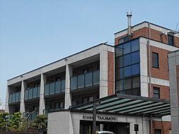 らっくマンション[3階]の外観