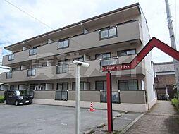三重県名張市松崎町の賃貸アパートの外観