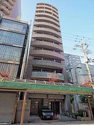クラウンハイム本町EAST[5階]の外観