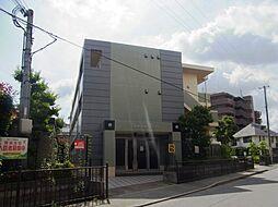 兵庫県宝塚市売布1丁目の賃貸マンションの外観