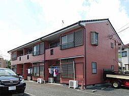 千葉県千葉市若葉区桜木の賃貸アパートの外観