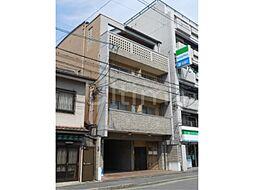 京都府京都市上京区紹巴町の賃貸マンションの外観