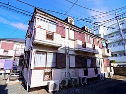武山コアB棟[2階]の外観