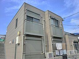 東京都練馬区向山2丁目の賃貸アパートの外観