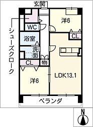 仮)菰口71新築マンション[3階]の間取り