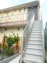 ユナイト 浅田アールグレイの杜[2階]の外観