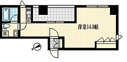 RELACION[6階]の間取り
