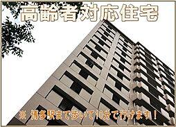 ヒルクレスト博多駅[10階]の外観