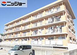 ユートピア植村[3階]の外観
