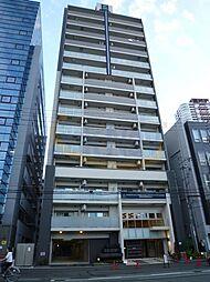 エステムプラザ梅田・中崎町IIIツインマークスノースレジデンス[2階]の外観