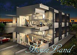 Bliss House[1階]の外観