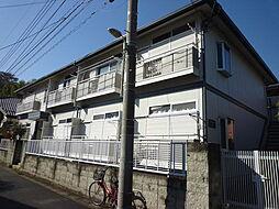 ジュネス松戸[103号室]の外観