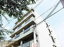 大阪府堺市堺区新在家町東2丁の賃貸マンションの外観