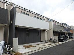[一戸建] 大阪府八尾市上之島町北5丁目 の賃貸【/】の外観