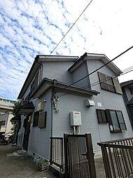 [テラスハウス] 神奈川県横浜市都筑区茅ケ崎東3丁目 の賃貸【/】の外観