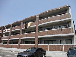 大阪府豊中市北桜塚2丁目の賃貸マンションの外観