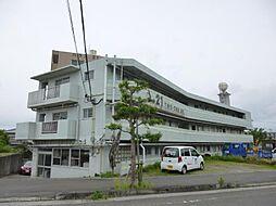 コーポ21清武[401号室]の外観