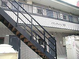 福岡県福岡市中央区唐人町3丁目の賃貸アパートの外観