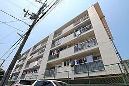 垂水農住団地1号棟[3階]の外観