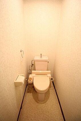 トイレ清潔感溢...