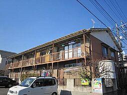 埼玉県さいたま市南区根岸1丁目の賃貸アパートの外観