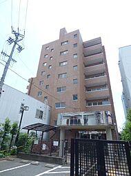 長野県長野市大字鶴賀権堂町の賃貸マンションの外観