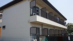 東京都西多摩郡瑞穂町箱根ケ崎西松原の賃貸マンションの外観