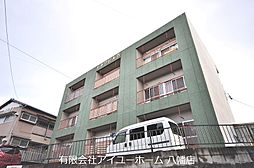 福岡県北九州市八幡西区茶売町の賃貸アパートの外観