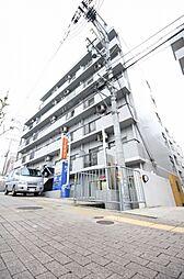 京都府京都市山科区北花山大林町の賃貸マンションの外観