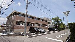 千葉県茂原市道表の賃貸アパートの外観