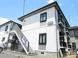 マイ・リトル・ワン[2階]の外観