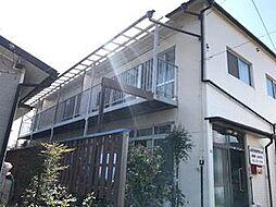 山田アパート[2階]の外観